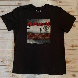 HURLEY GRAPHIC SHORT SLEEVE TEE XL